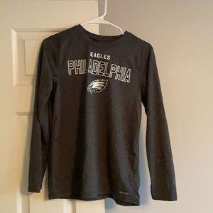NFL Eagles long sleeve Shirt